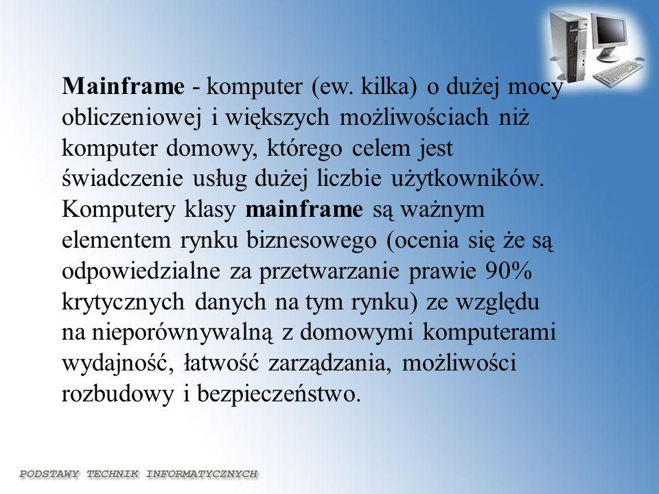 Mainframe - komputer (ew