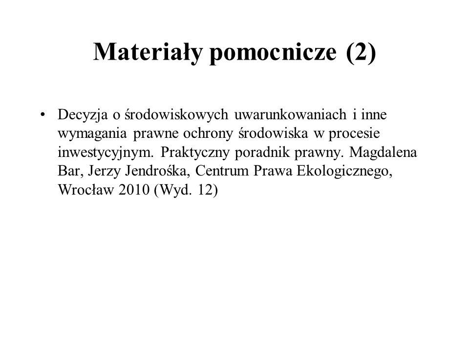 Materiały pomocnicze (2)