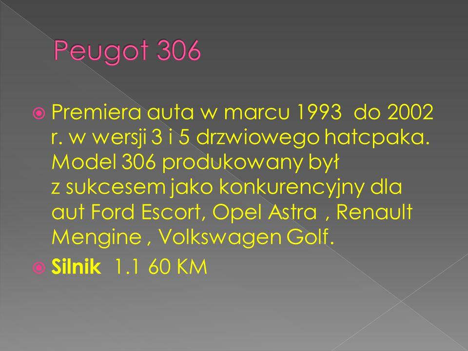 Peugot 306