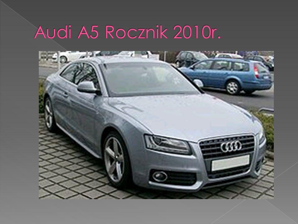 Audi A5 Rocznik 2010r.