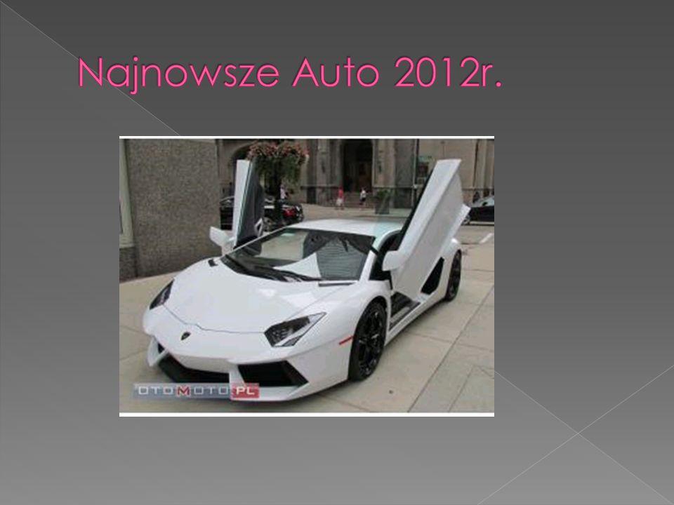 Najnowsze Auto 2012r.