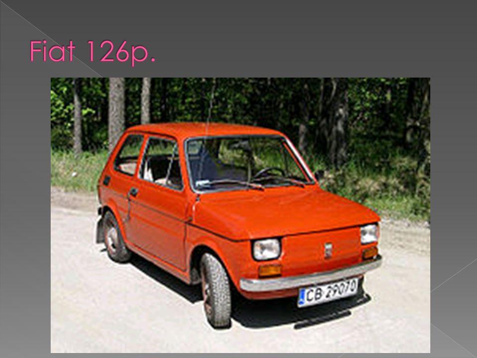 Fiat 126p.