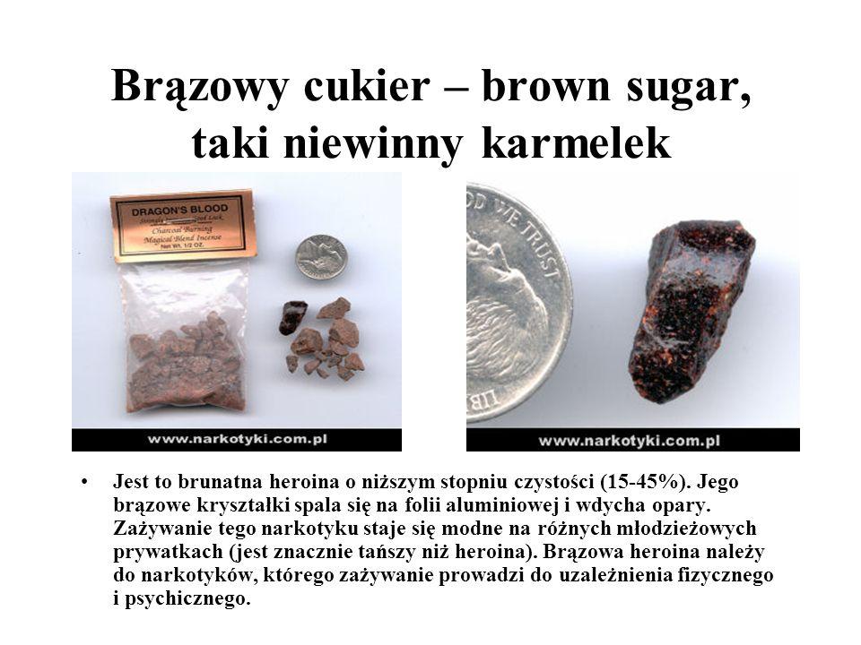 Brązowy cukier – brown sugar, taki niewinny karmelek