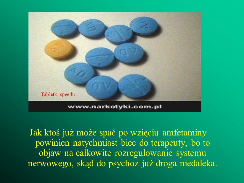 Tabletki speedu