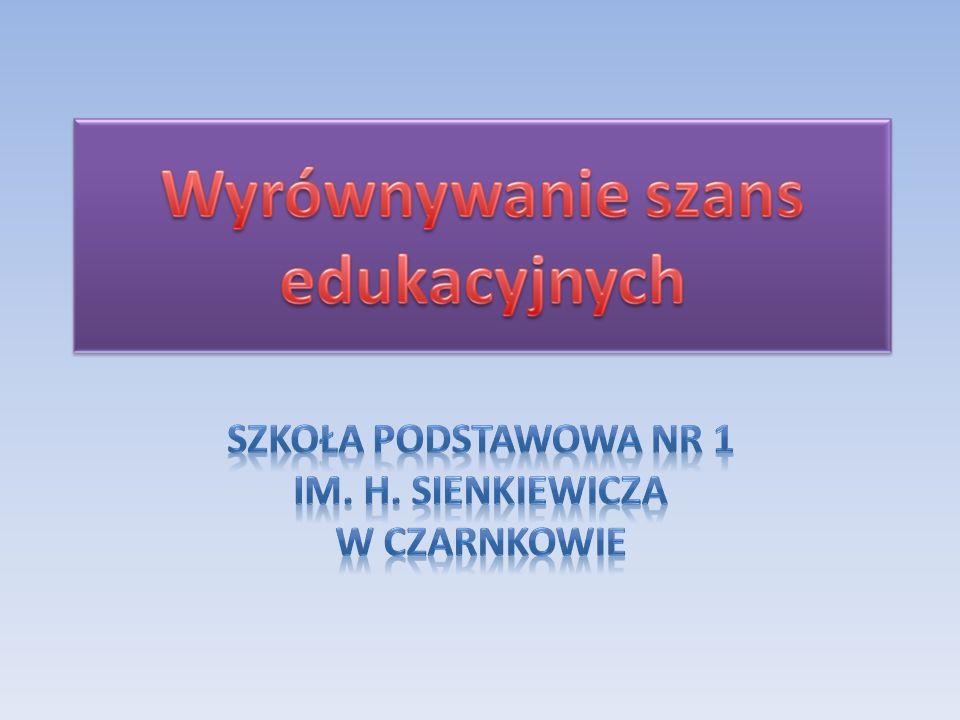 Szkoła Podstawowa nr 1 IM. H. SIENKIEWICZA w Czarnkowie