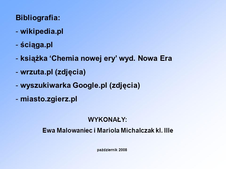 książka 'Chemia nowej ery' wyd. Nowa Era wrzuta.pl (zdjęcia)