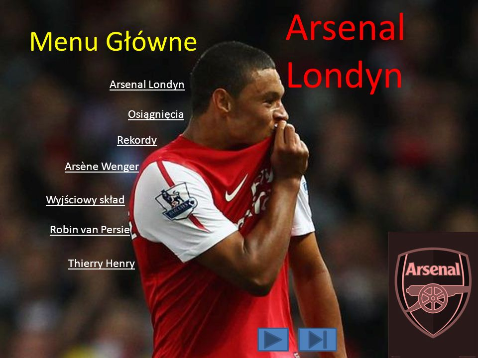 Arsenal Londyn Menu Główne Arsenal Londyn Osiągnięcia Rekordy