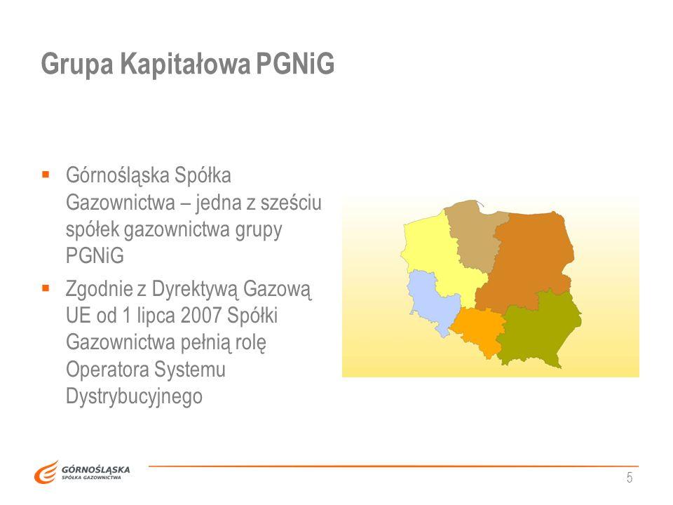 Grupa Kapitałowa PGNiG