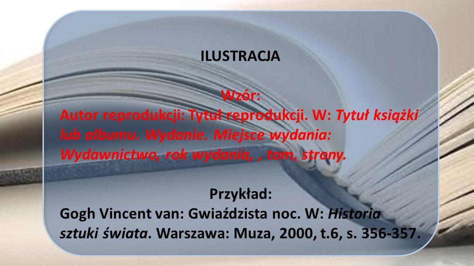 ILUSTRACJA Wzór: