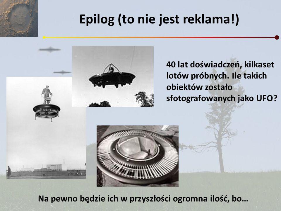 Epilog (to nie jest reklama!)