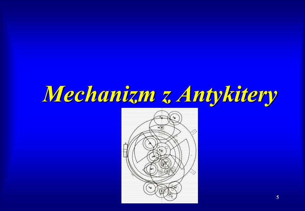 Mechanizm z Antykitery