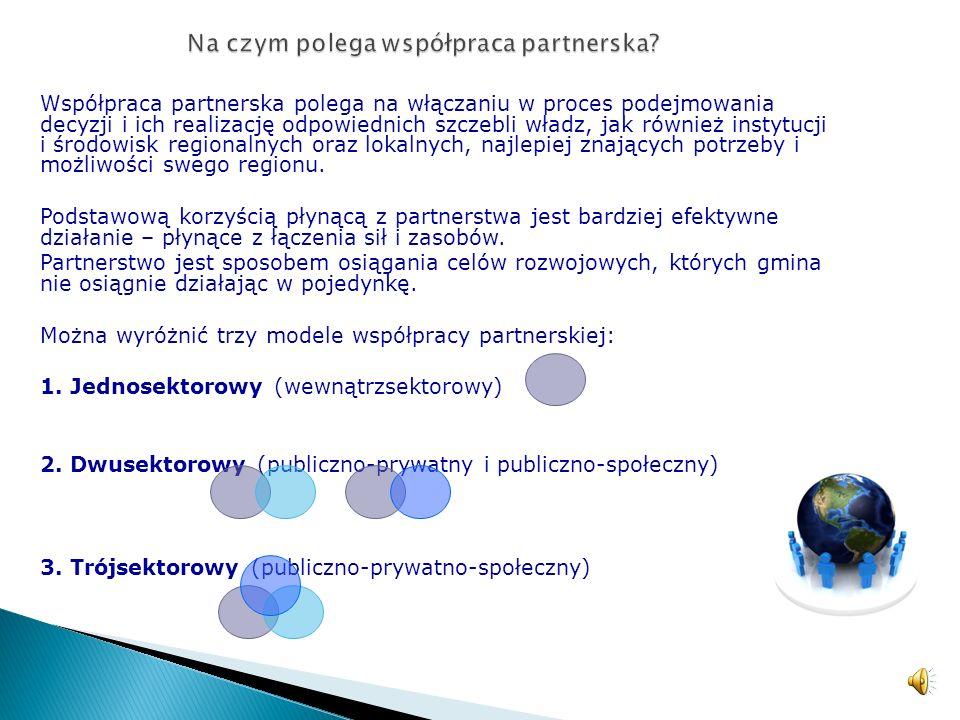 Na czym polega współpraca partnerska