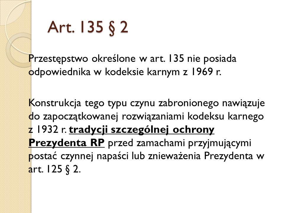 Art. 135 § 2