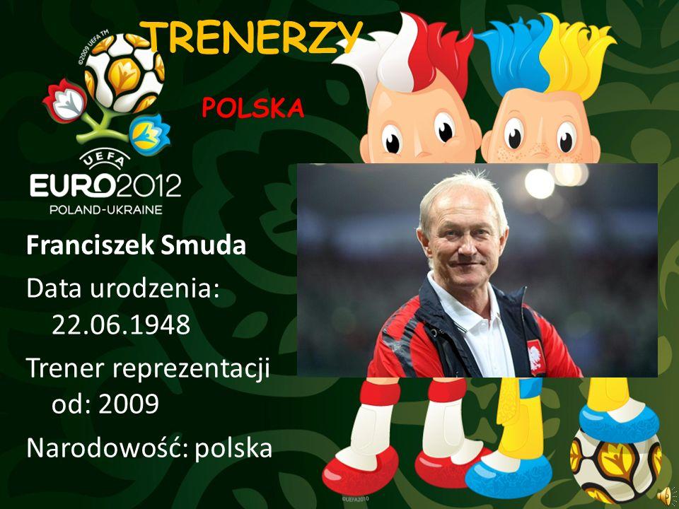 TRENERZY POLSKA.
