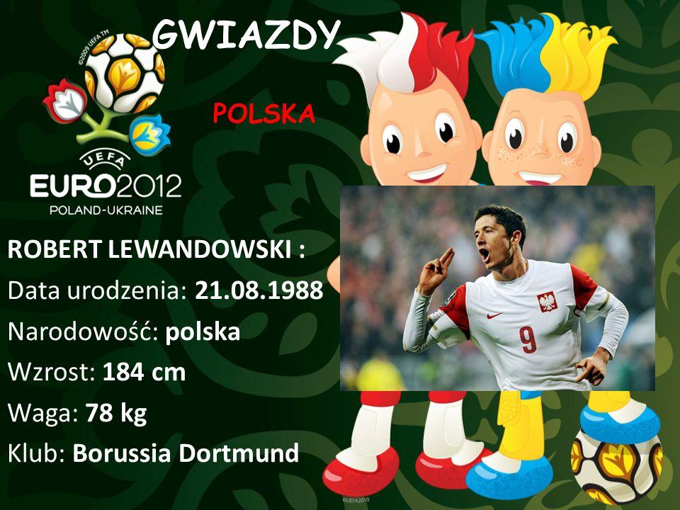 GWIAZDY POLSKA.