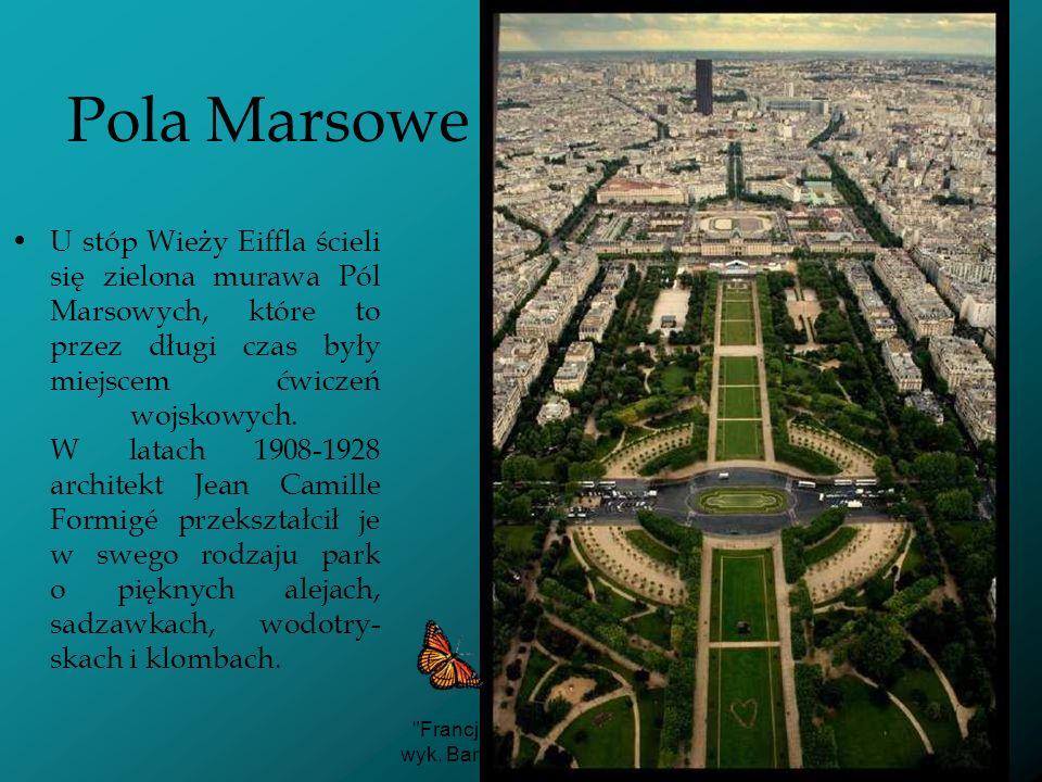 Francja - Paris, Berck - wyk. Barbara Wójcik kl.III c