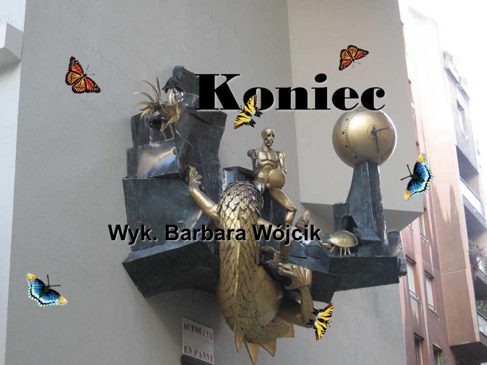 Koniec Wyk. Barbara Wójcik