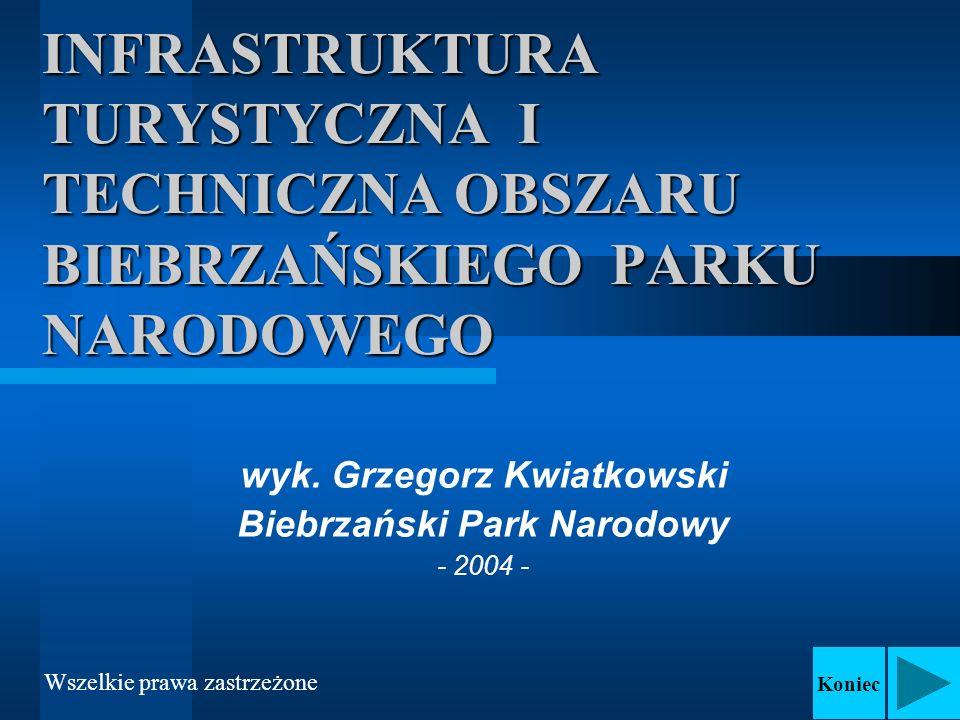 wyk. Grzegorz Kwiatkowski Biebrzański Park Narodowy - 2004 -
