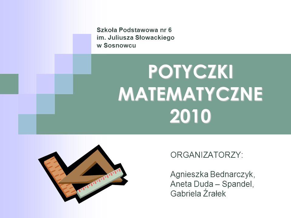 POTYCZKI MATEMATYCZNE 2010