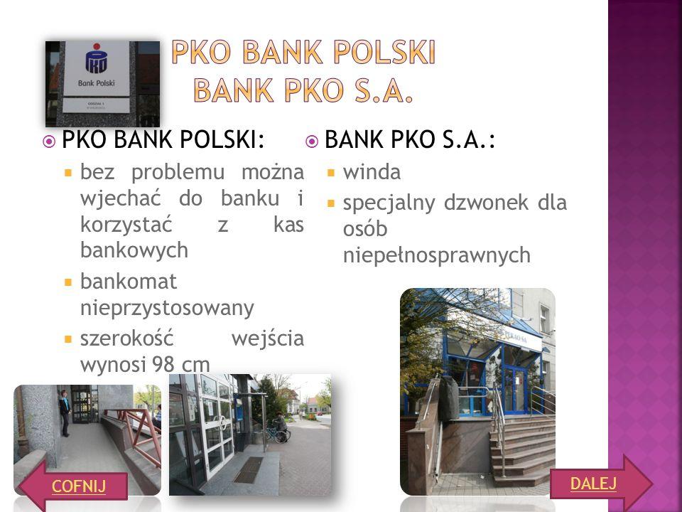 Pko bank polski bank pko s.a.