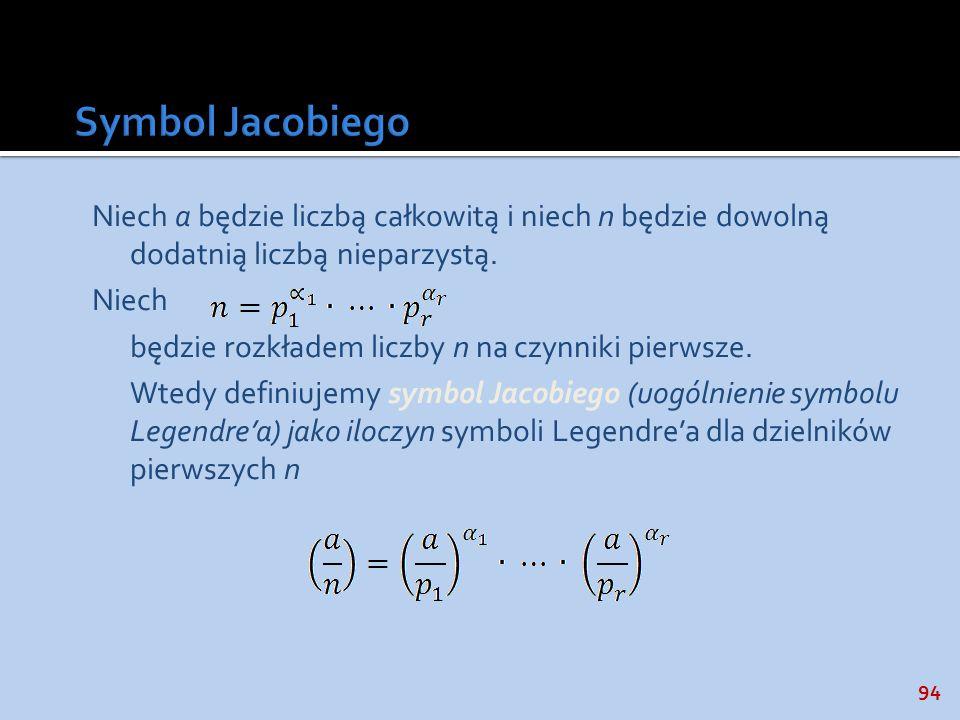Symbol Jacobiego