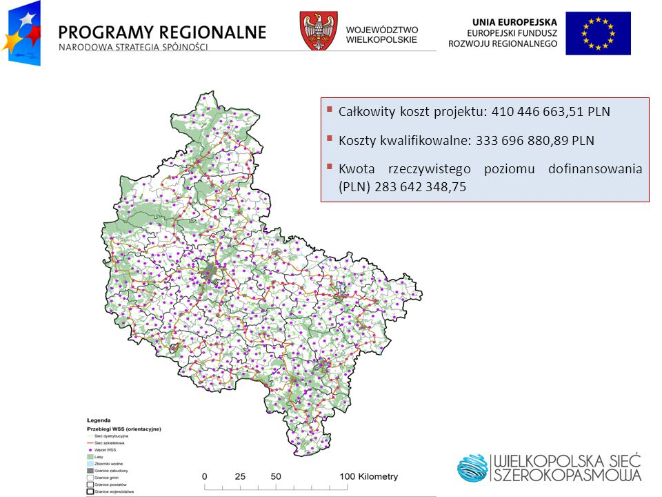Całkowity koszt projektu: 410 446 663,51 PLN