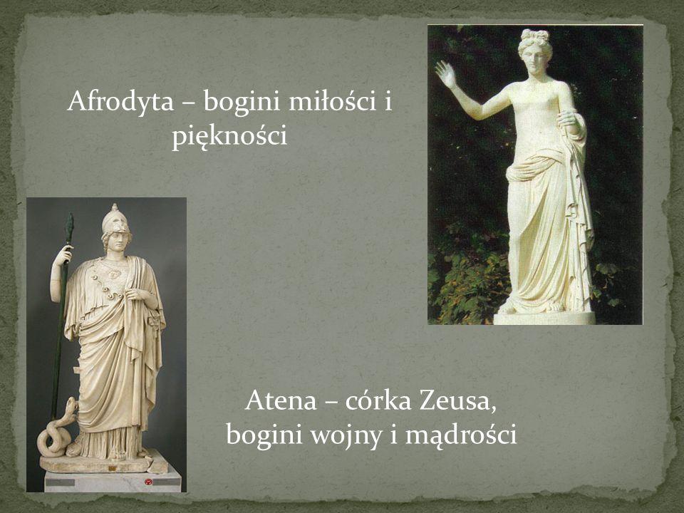 Afrodyta – bogini miłości i piękności