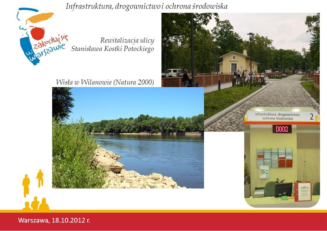 Infrastruktura, drogownictwo i ochrona środowiska