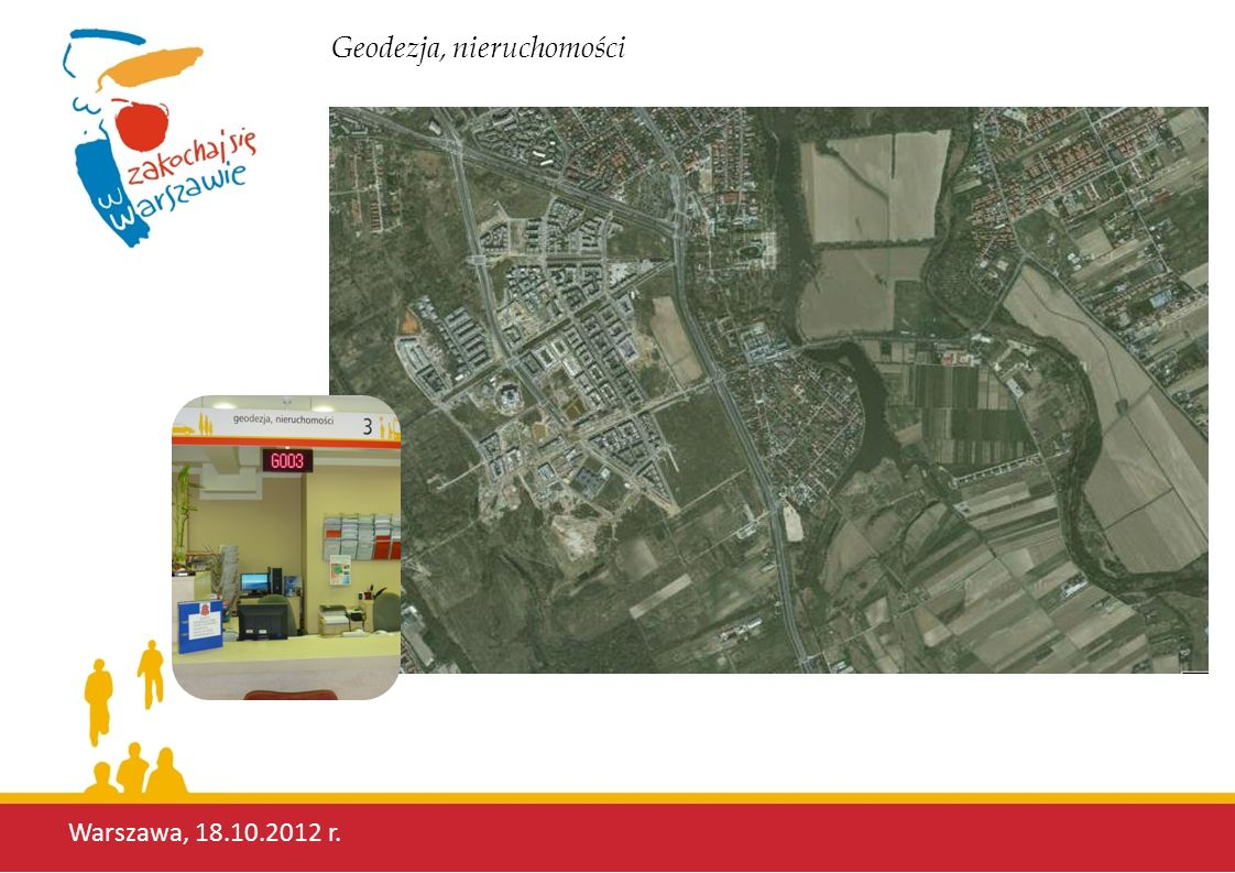 Geodezja, nieruchomości