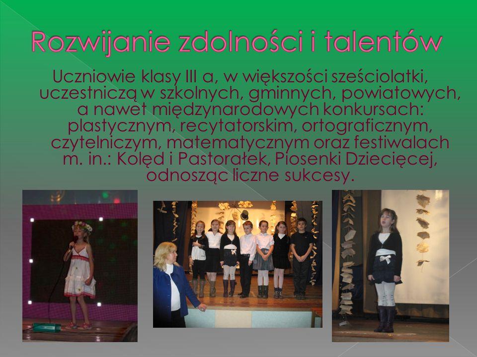Rozwijanie zdolności i talentów