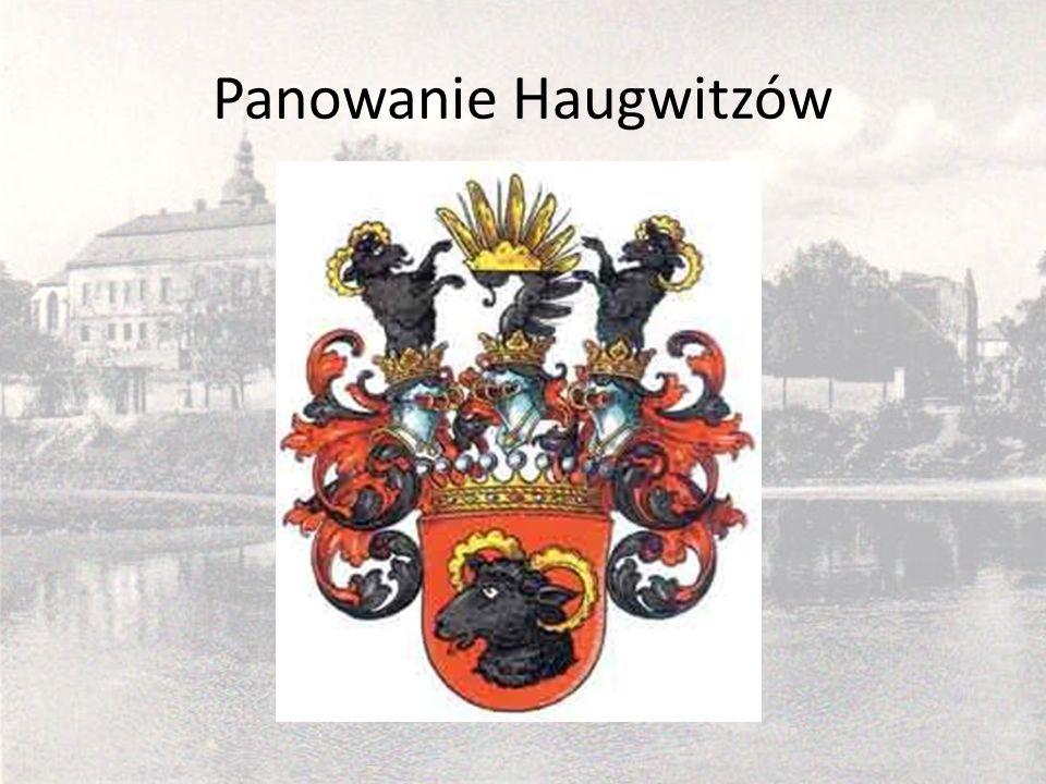 Panowanie Haugwitzów