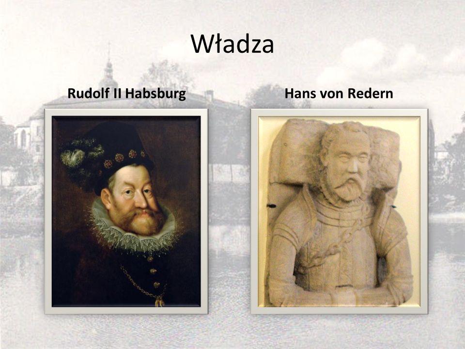 Władza Rudolf II Habsburg Hans von Redern