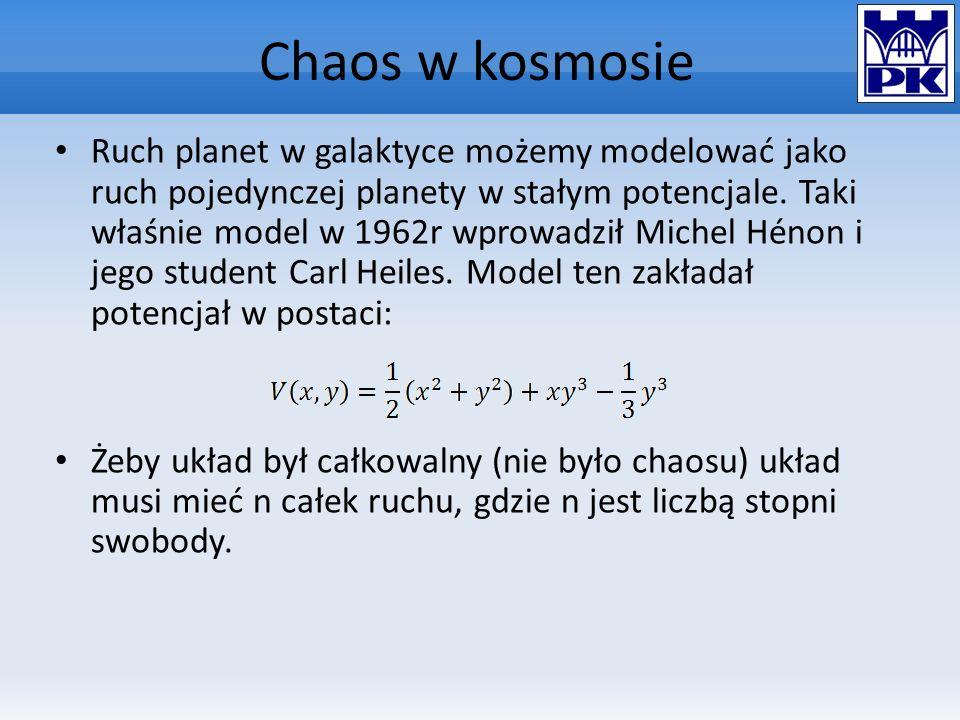 Chaos w kosmosie