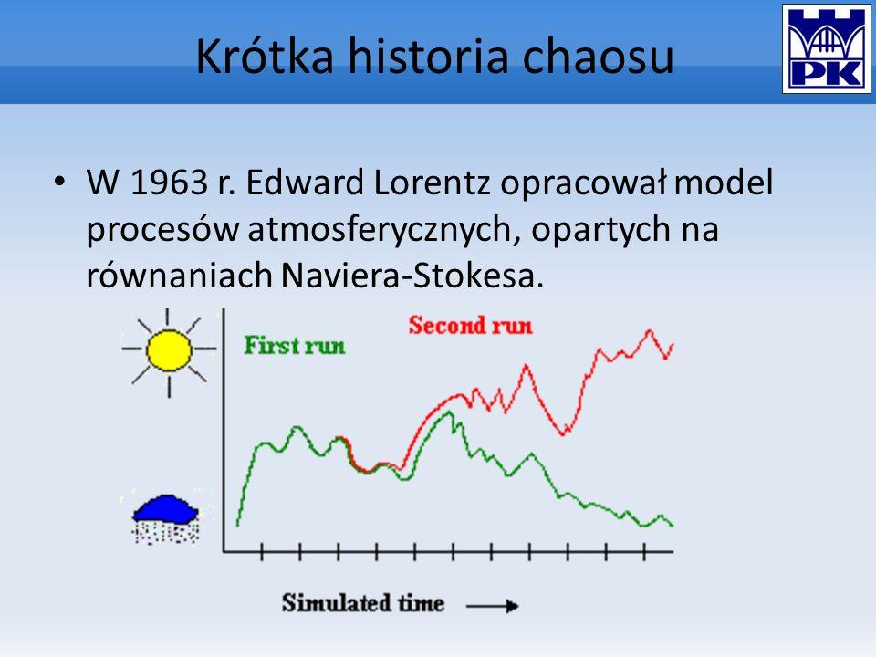 Krótka historia chaosu