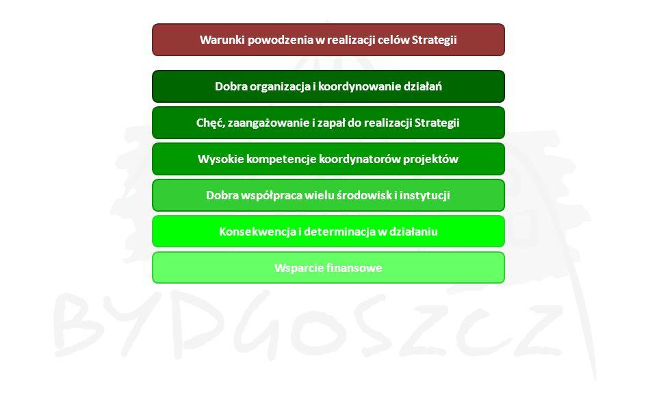 Warunki powodzenia w realizacji celów Strategii
