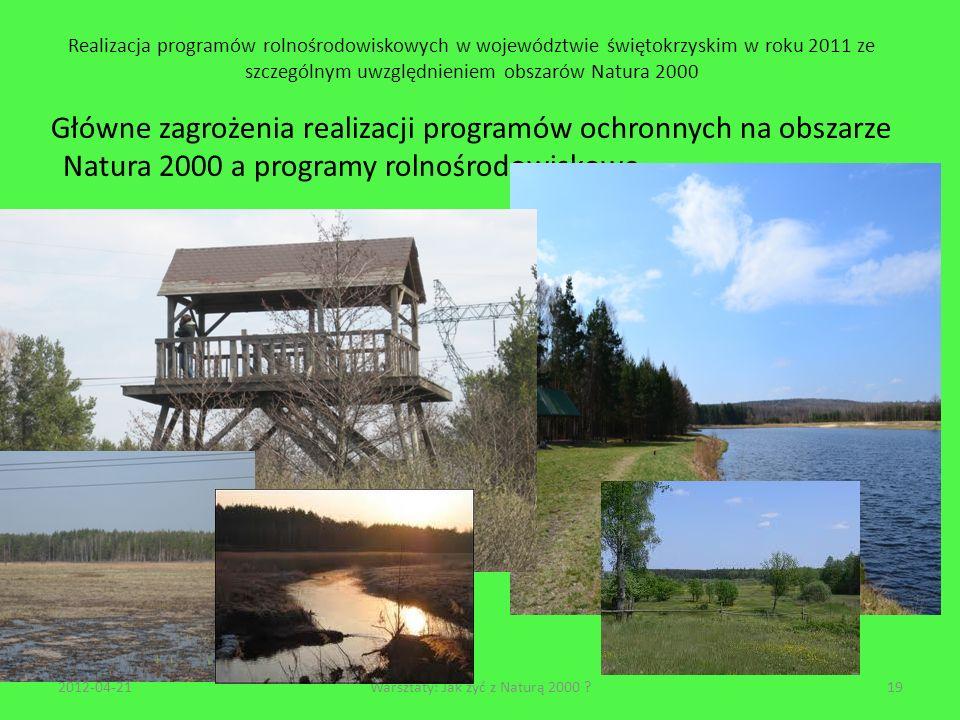 Warsztaty: Jak żyć z Naturą 2000