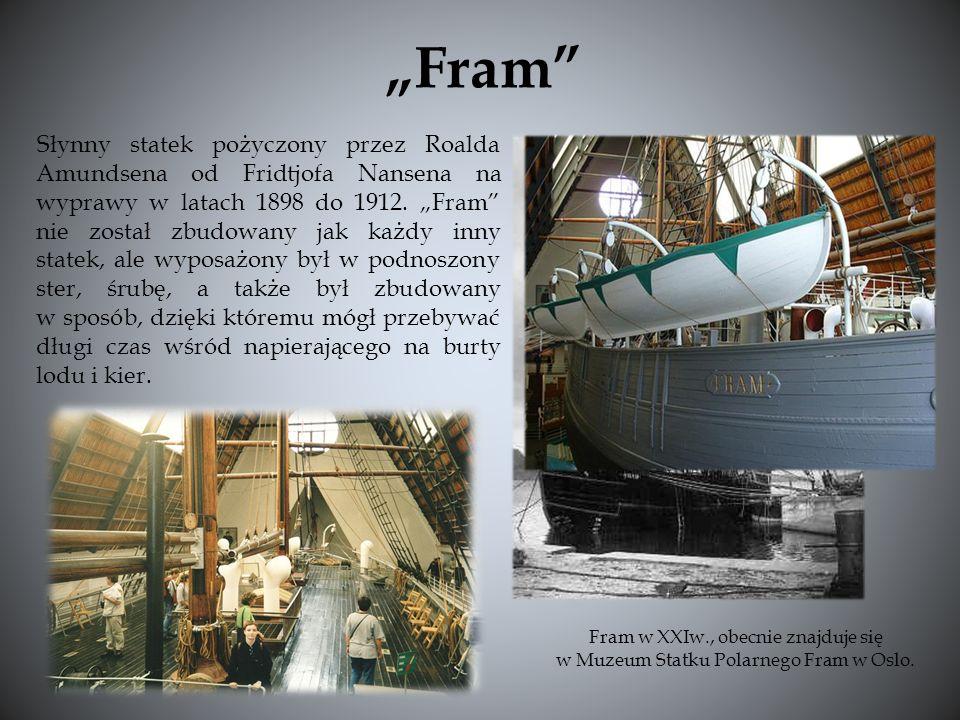 """""""Fram"""