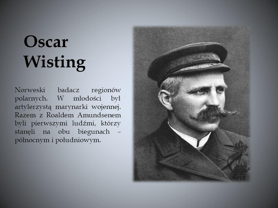Oscar Wisting