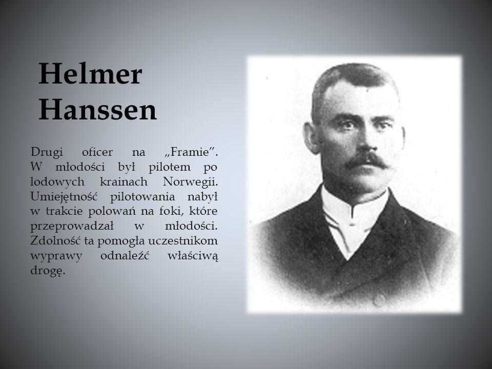 Helmer Hanssen