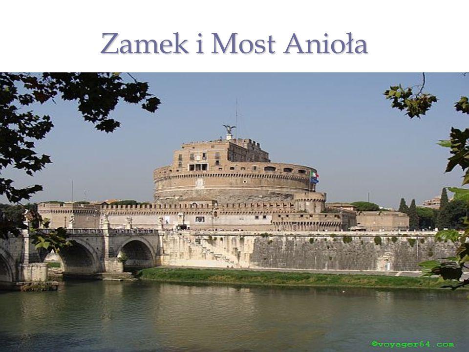 Zamek i Most Anioła