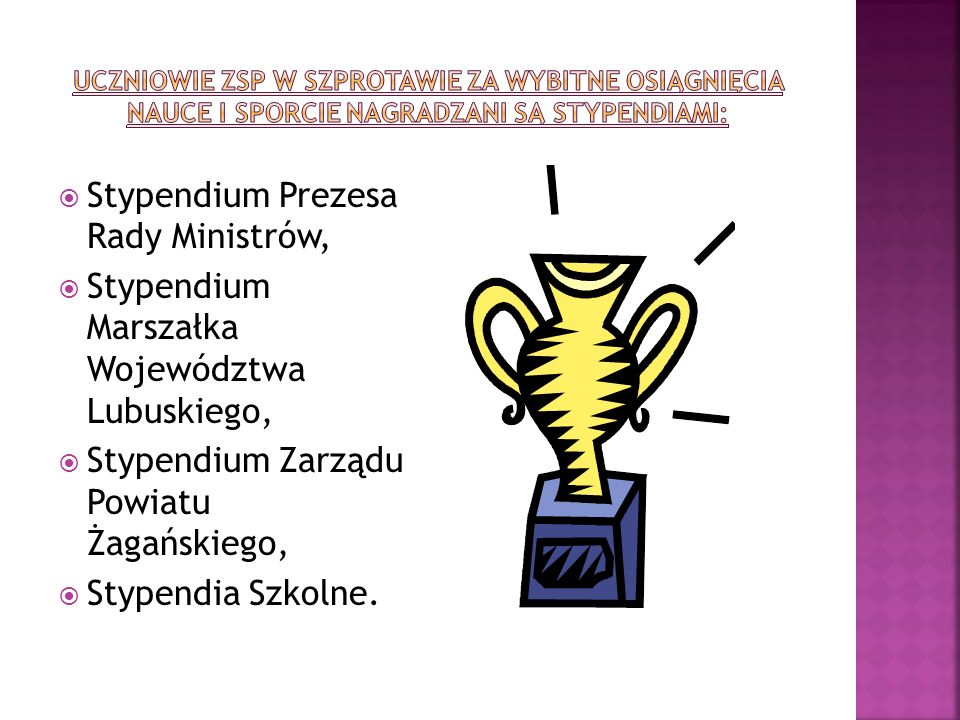 Stypendium Prezesa Rady Ministrów,