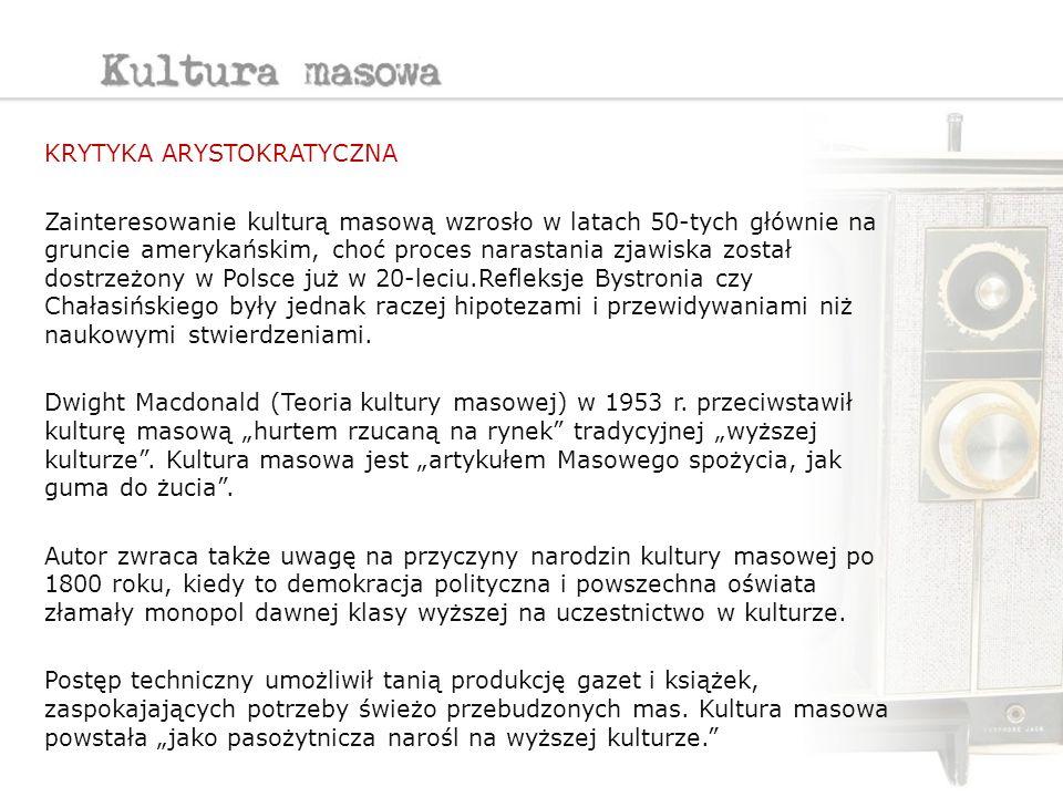krytyka arystokratyczna