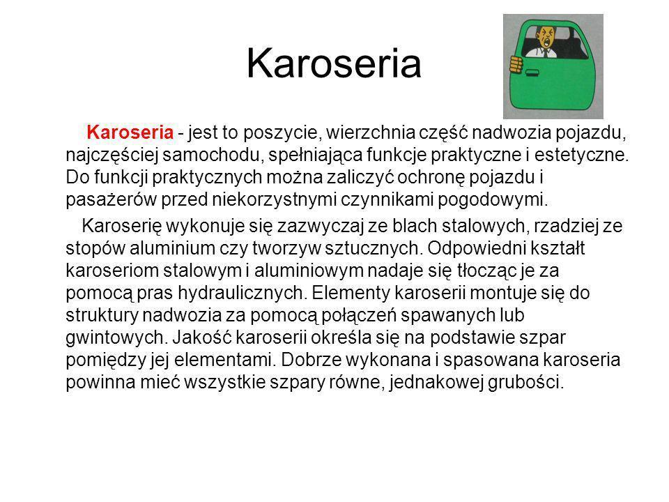Karoseria