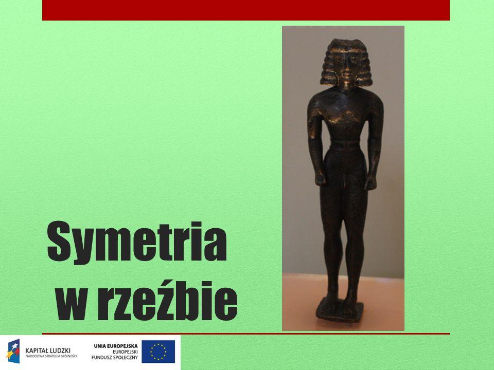 Symetria w rzeźbie