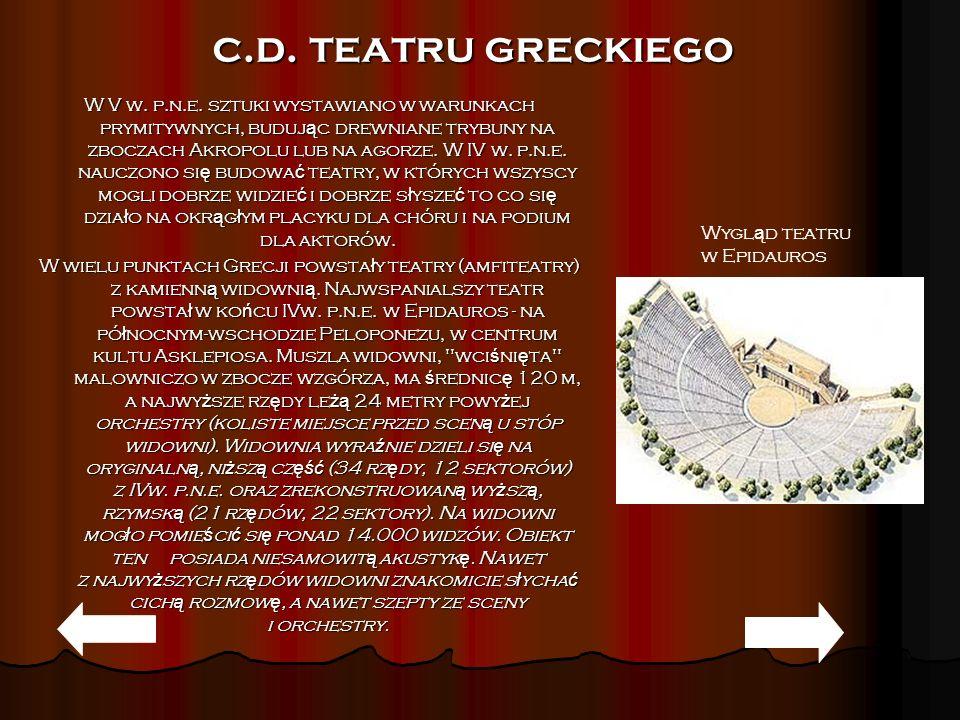 c.d. teatru greckiego