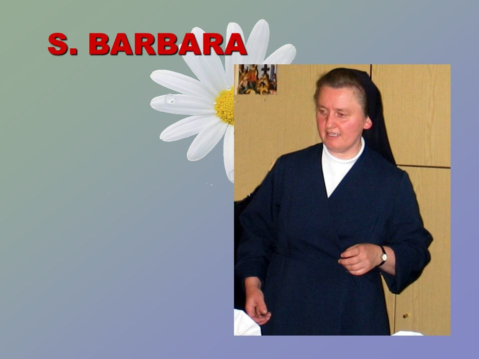 S. BARBARA
