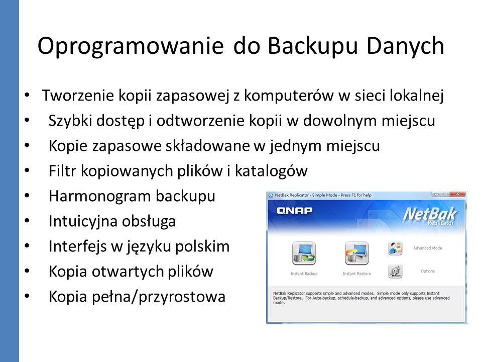 Oprogramowanie do Backupu Danych