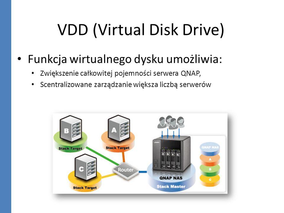 VDD (Virtual Disk Drive)