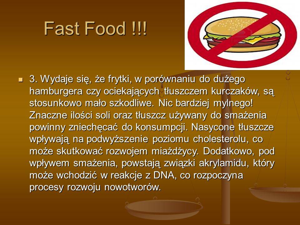 Fast Food !!!