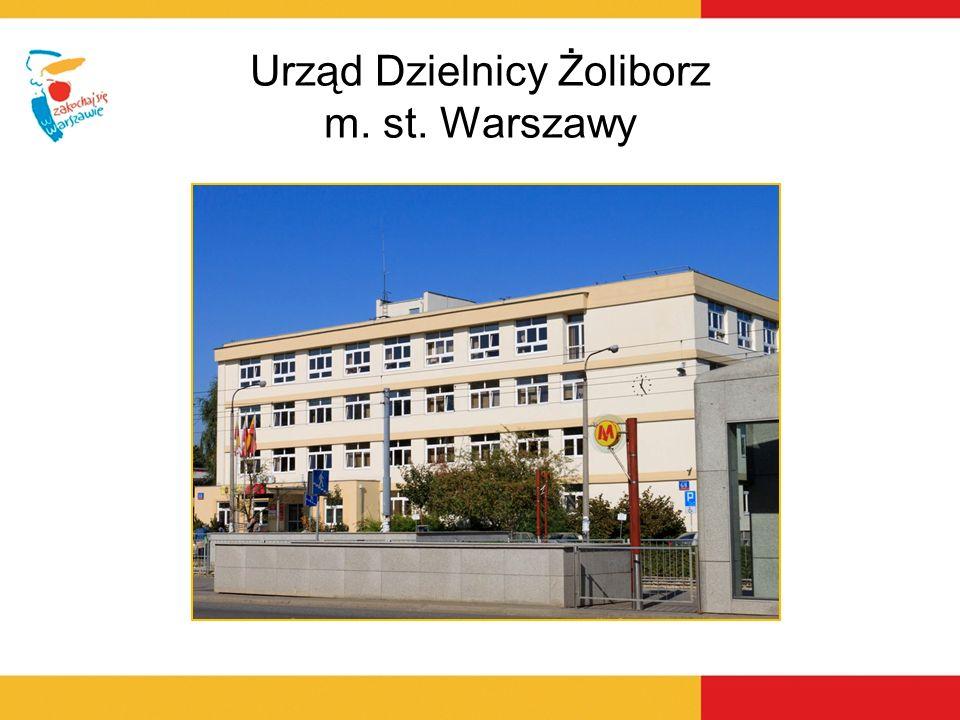 Urząd Dzielnicy Żoliborz m. st. Warszawy